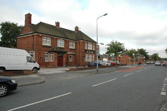 Jolly Tanner Public House