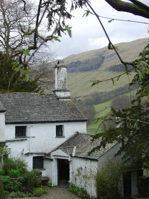 Townend, near Troutbeck, Cumbria