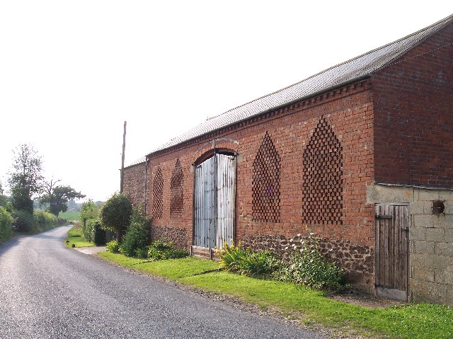 Threshing Barn, Little Heath Farm, Bromsberrow Heath