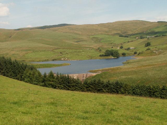 Dinas reservoir
