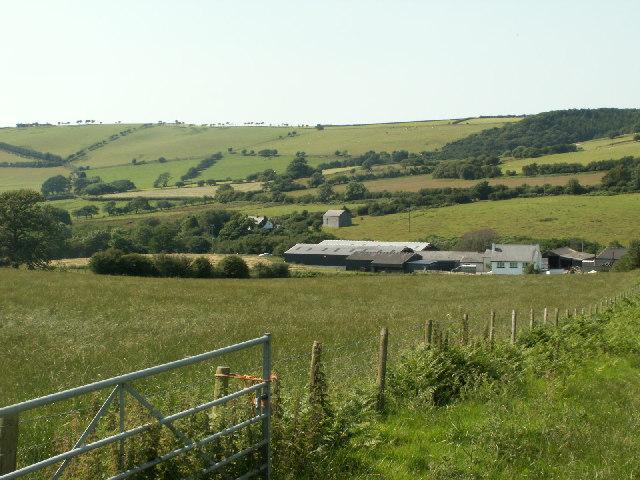 Pen-y-banc Farm