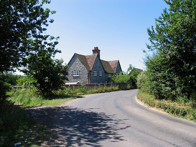 Ladygrove Farm near Goring Heath