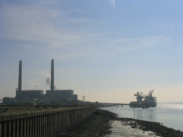 Tilbury Power Station, Tilbury, Essex
