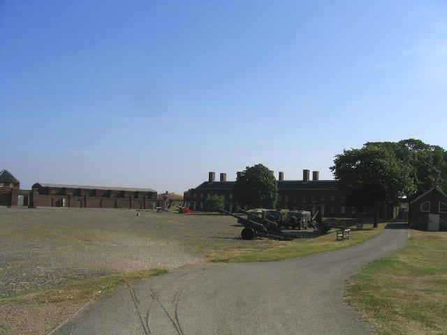 Tilbury Fort, Tilbury Riverside, Essex