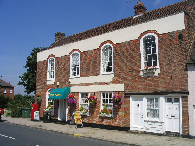 The Village Post Office, Orsett, Essex