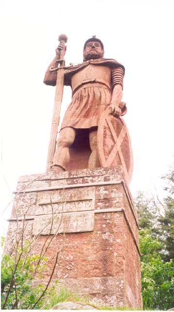 The Wallace Statue