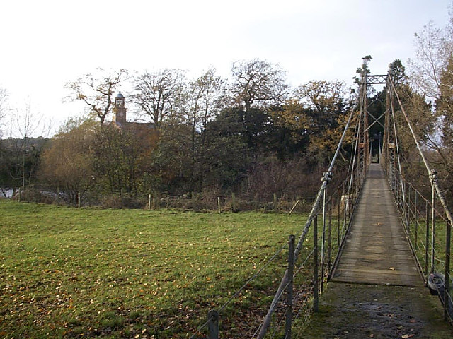 Netherby Foot Bridge