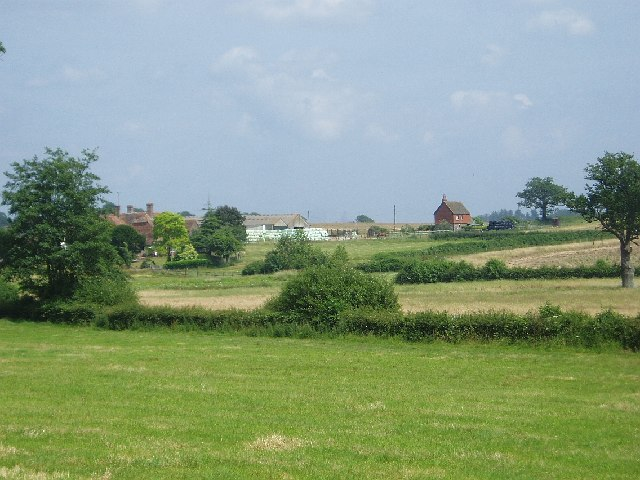 Great Bentley farm