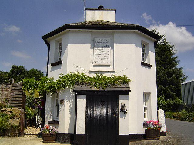 Moretonhampstead tollhouse