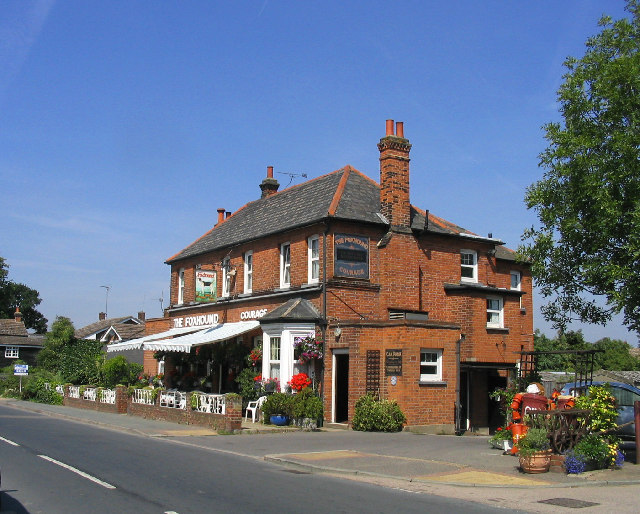 The Foxhounds Public House, Orsett, Essex