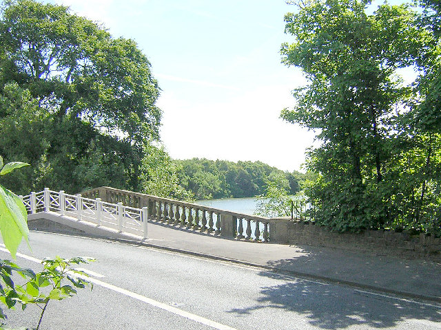Wrightington Pond's Bridge