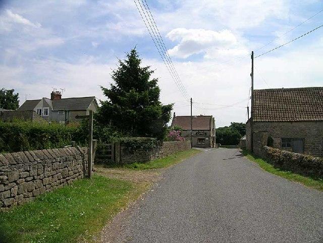 Whaley village