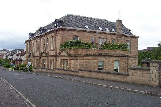 Ferguslie Thread Mills, Paisley, Scotland