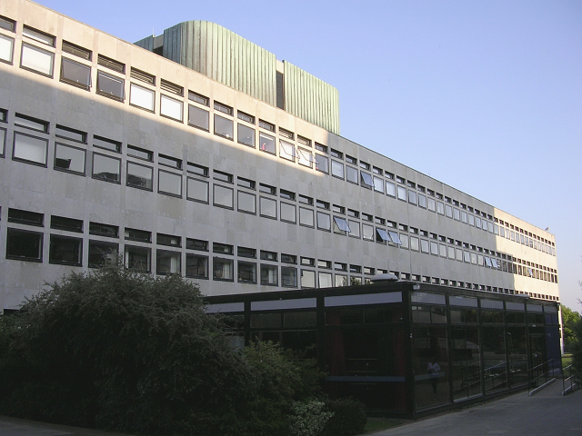 Arts building, Highfield Campus, University of Southampton