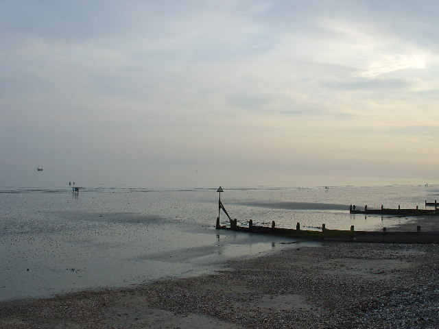 The sea from East Wittering