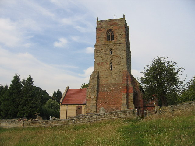 Bubbenhall - The Church of St Giles