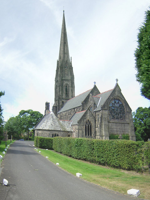 All Saints Parbold