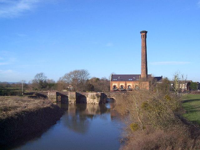 Powick Bridge, Worcester