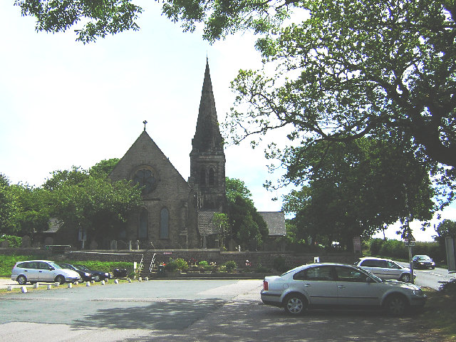 Parbold Parish Church