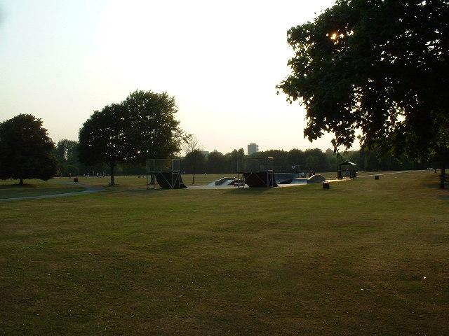 Riverside Park, Southampton