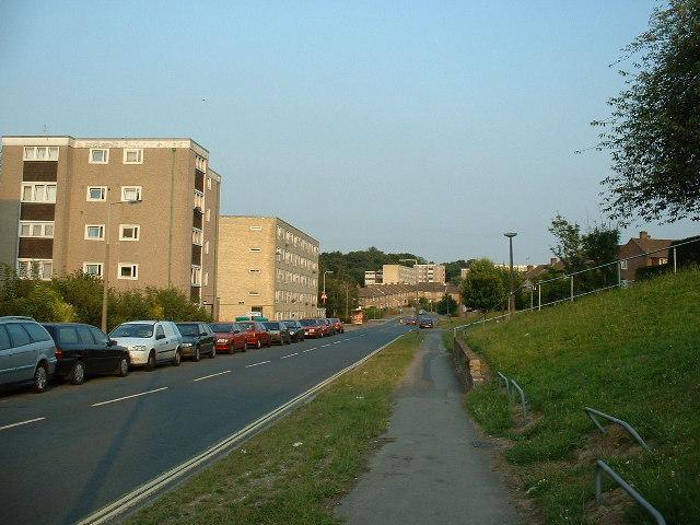 Meggeson Avenue, Townhill Park, Southampton