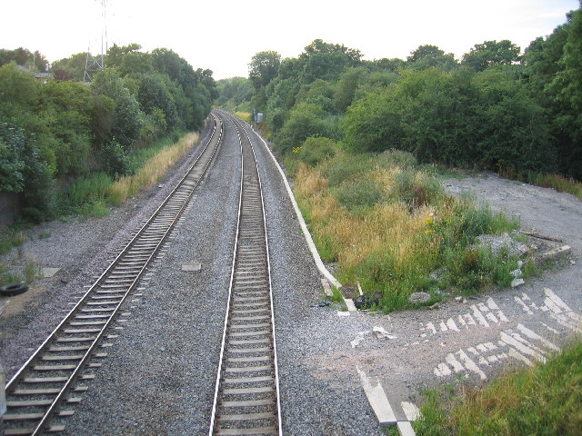 Site of Southam Road and Harbury Station
