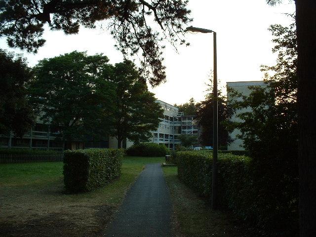 1960s Walk Up Flats, Townhill Park