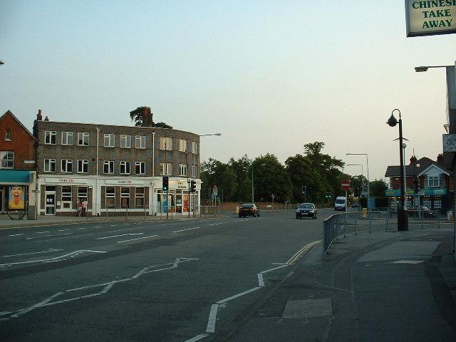 Westend Road/Lances Hill Junction - Bitterne, Southampton