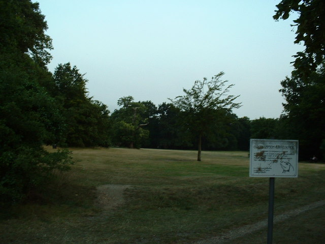 Freemantle Common, Bitterne, Southampton