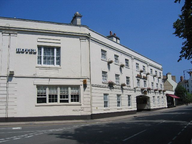 The Angel Hotel, Royal Leamington Spa