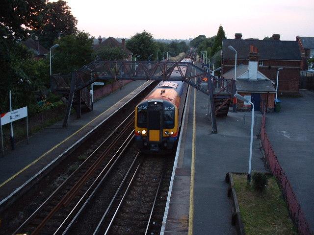 Bitterne Station, Southampton