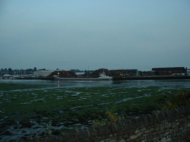 Scrapyard, Northam, Southampton