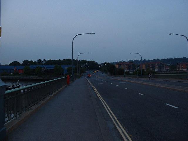 Northam Bridge, Southampton