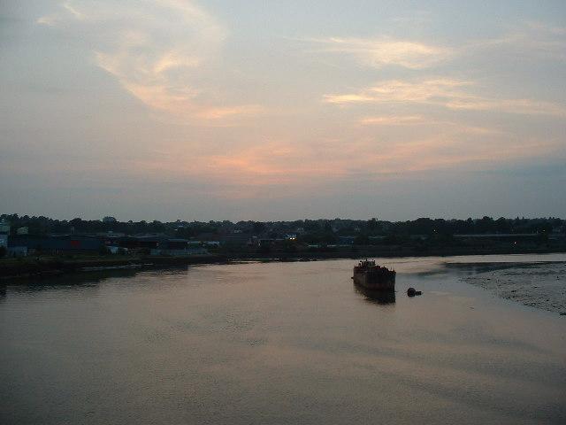 River Itchen, Northam, Southampton