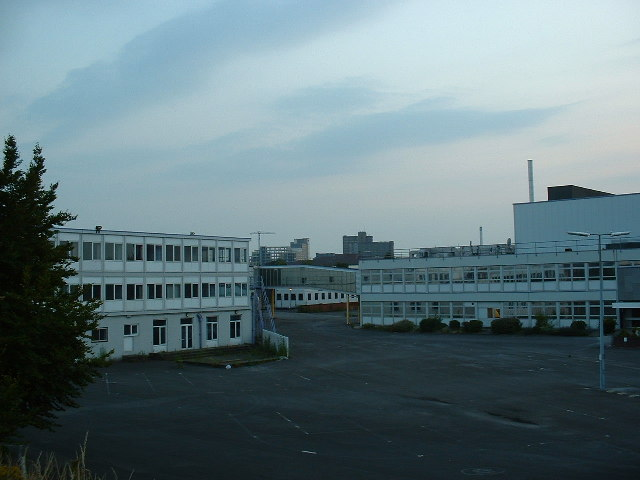 Old Meridian TV Studios, Southampton