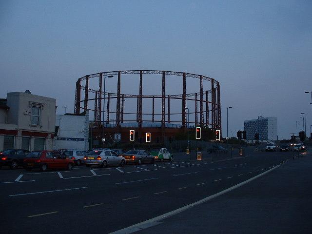 Northam Gasworks, Southampton