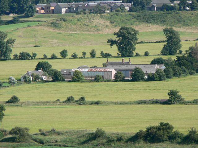 Farmhall, near Forgandenny