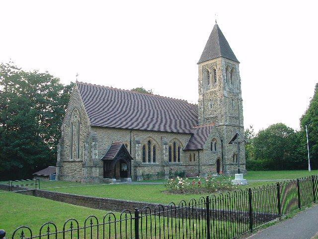 All Saints Church, Roffey, Horsham, West Sussex