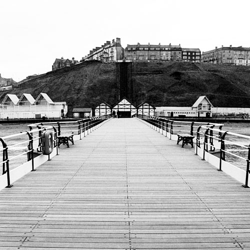 Pier and Cliff