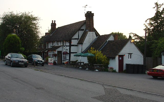 The Cherry Tree Public House, Near Faygate, West Sussex.