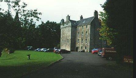 Culcreuch Castle.