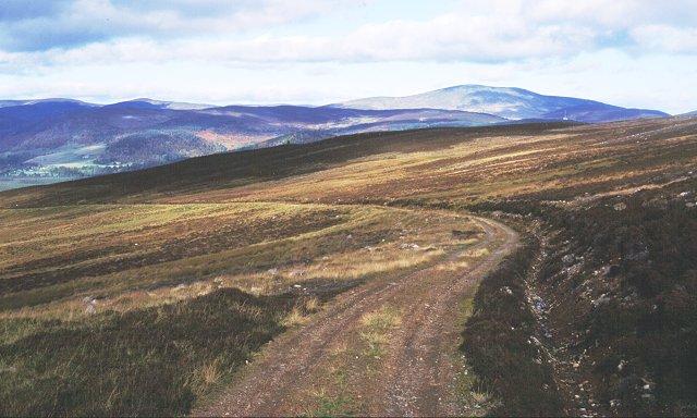 Mount Keen Road