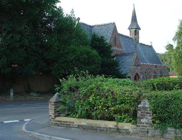 St Saviours Church, Colgate, West Sussex