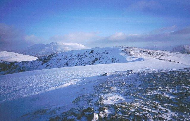 Summit , Aonach Buidhe