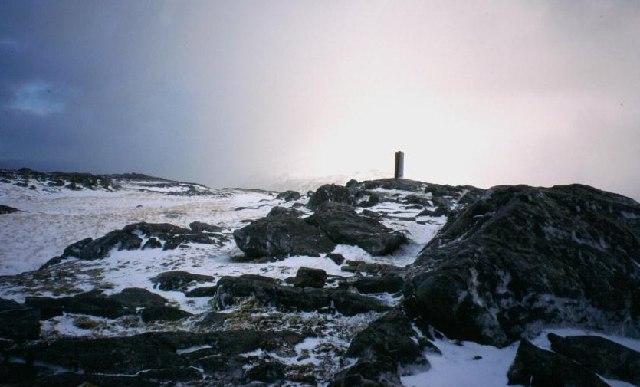 Summit, Beinn Loinne