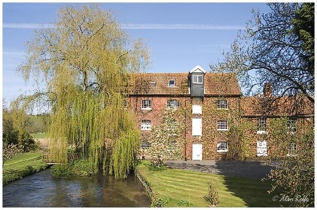 Horsebridge Mill