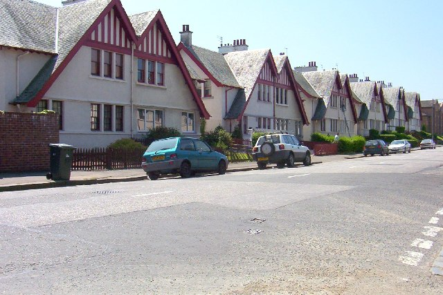 """Brown & Polson"" Workers Houses, Paisley"