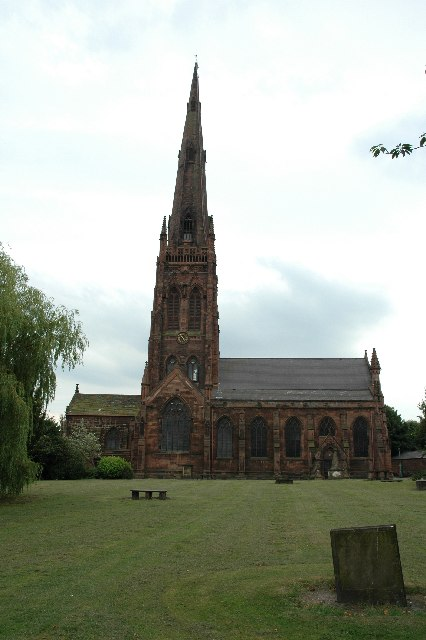 Warrington Parish Church