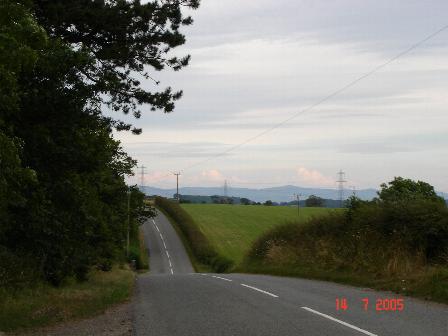 Roman Road Moelfre - Bodelwyddan
