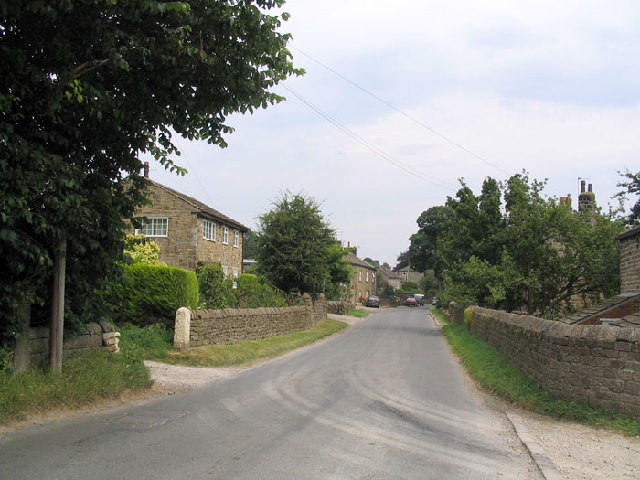 Askwith Main Street